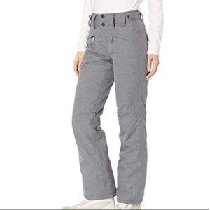 Sunice Stella Ski Pants Charcoal Gray 8 NWT